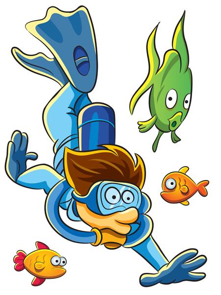 Diving_Man