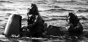 uomini gamma sommergibile scirè